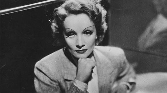 La amante, Marlene Dietrich