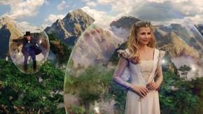 Oz: un Mundo de Fantasía (2013): Otra vez en tierra deOz