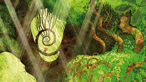 Forest Secret of Kells