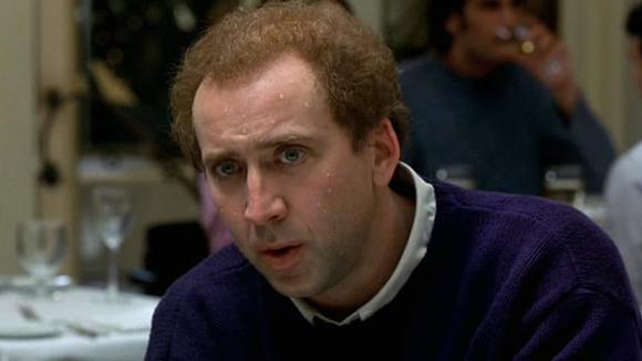 Nicolas Cage como Charlie Kaufman