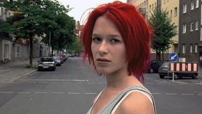 Corre Lola, corre (1998): Tres contra-relojes enuna