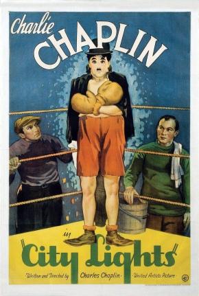 City Lights (1931): solo al ver como una ciega, finalmenteentiende