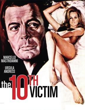 La decima vittima (Elio Petri,1965)