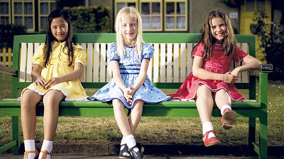 Tres vidas. Una chica para cada vida.