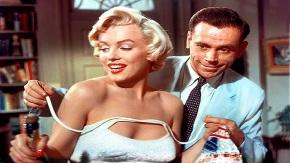 La tentación vive arriba (1955): Seducción ydeseo