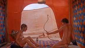 Las mil y una noches (1974): Orienteerótico